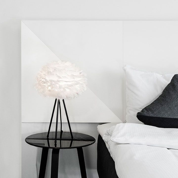 Eos Lampskärm Mini 35cm, Vit 499 kr. - RoyalDesign.se