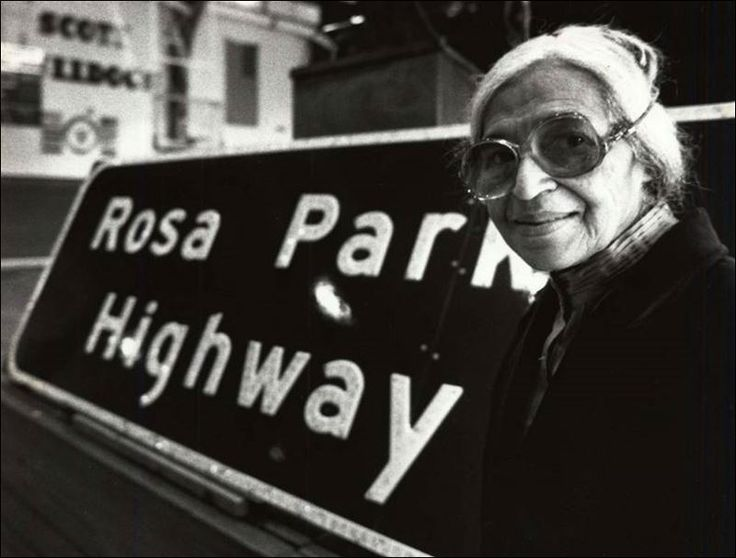 Rosa Parks Death | Civil rights pioneer Rosa Parks dies at 92; local highway was named in ...