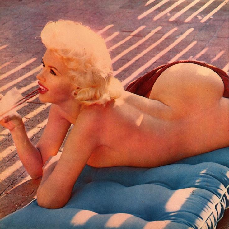 Jayne mansfield playboy desnuda