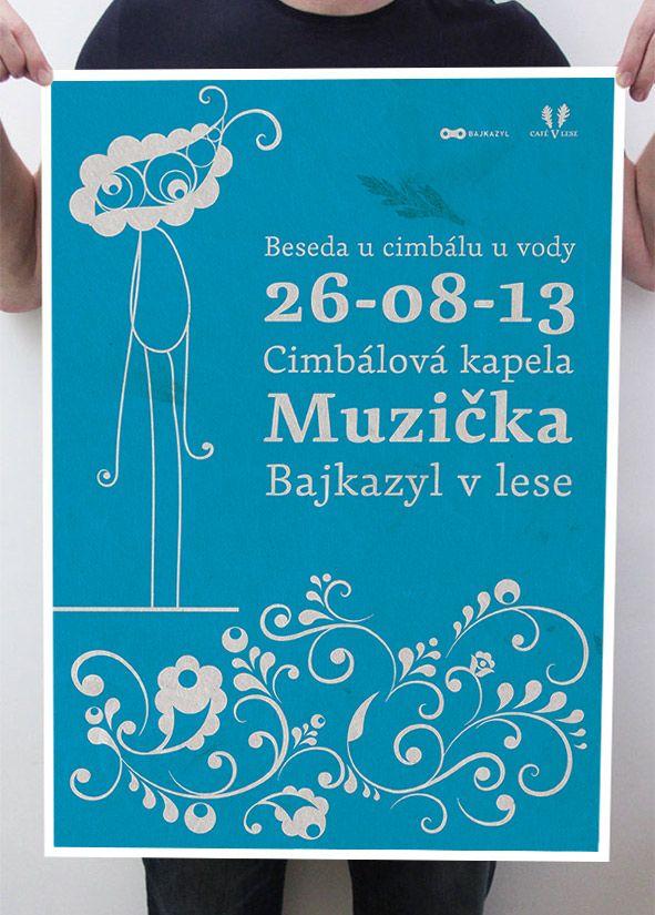 pro Café v lese / Bajkazyl