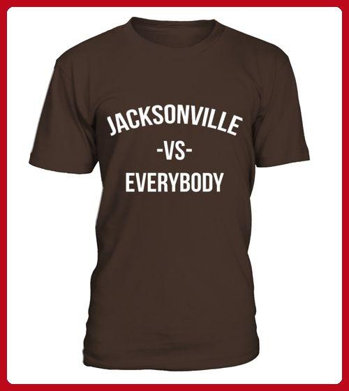 Jacksonville Vs Everybody Football T Shirt - Foto shirts (*Partner-Link)