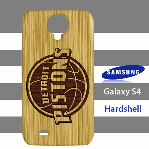DETROIT PISTONS NBA Samsung Galaxy S4 Case Cover