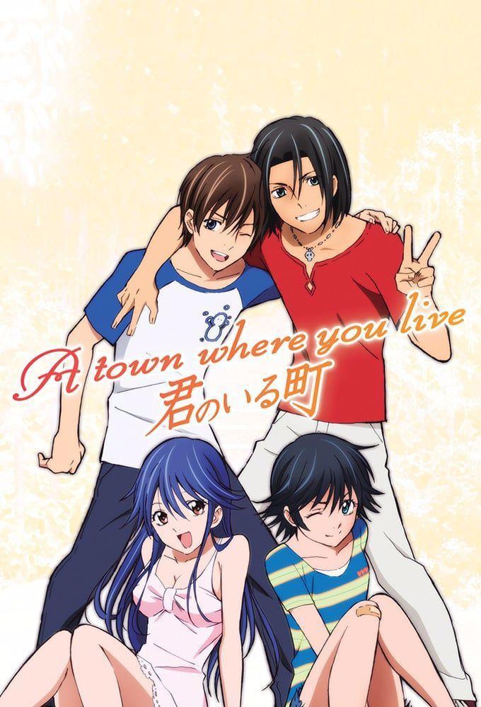 A Town Where You Live Kimi No Iru Machi Anime Kage Net Anime Manga Si Desene In Romana A Town Where You Live Kimi No Iru Machi Blu Ray Blu Crunchyroll