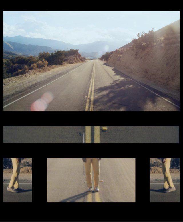 """Frank Ocean """"Forrest Gump"""" Grammy Visuals"""