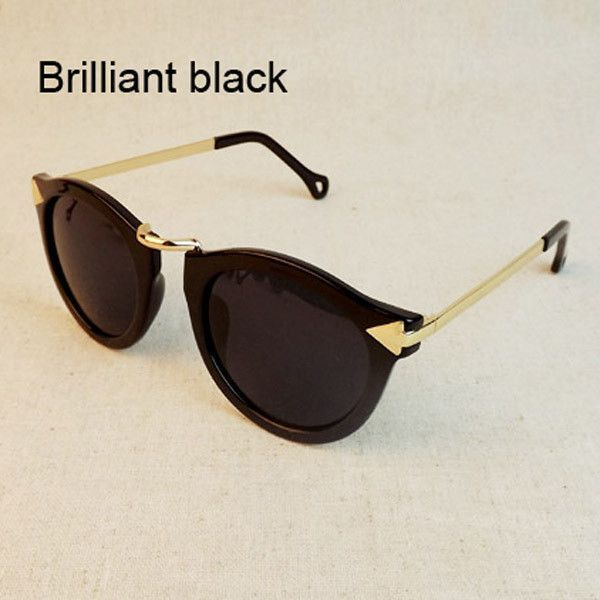 Brand Designer Vintage Trend Sunglasses For Women Men Round Retro Sun Glasses Sports Oculos De Sol
