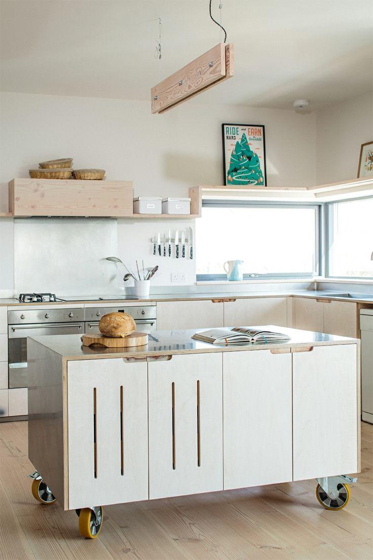 Mejores 69 imágenes de Cucine moderne piccole en Pinterest