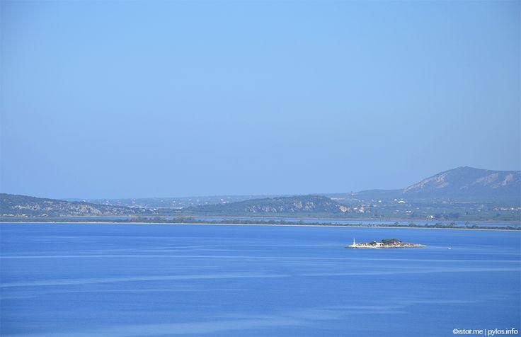 View to Navarino Bay - Pylos. #pylos #navarinobay #navarino #messinia #visitgreece