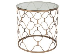 Globe West Industria Ouvo Side Table