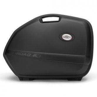 Scontato del -20% approfittane ora! Coppia di valigie laterali K33 Monokey nere KAPPA. Pagamenti sicuri, reso facile, garanzia 2 anni.