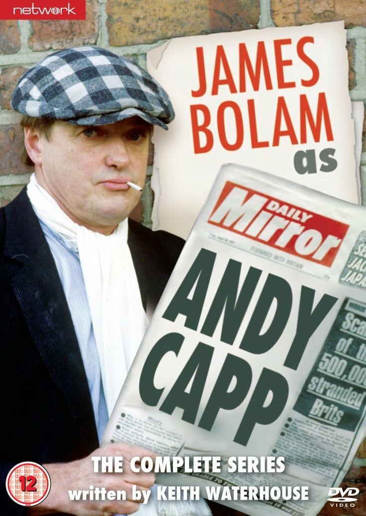 Andy Capp - The Complete Series [DVD]: Amazon.co.uk: James Bolam, Paula…