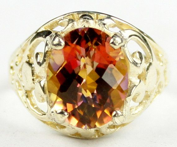 49 best twilight fire topaz images on pinterest metal for Jh jewelry guarantee 2 years