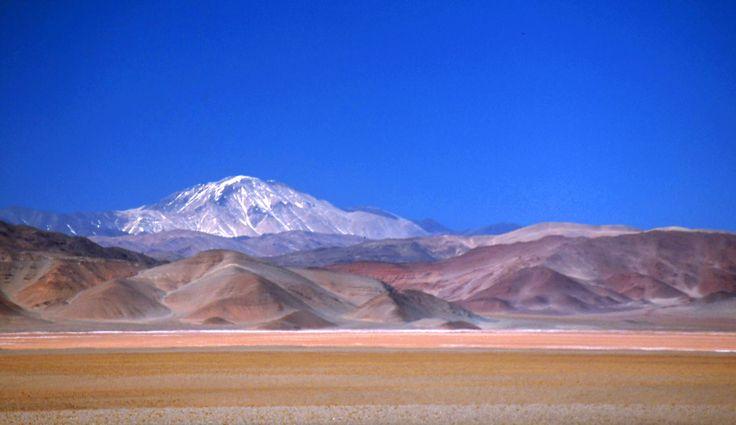 Salar de Pocitos, Argentina