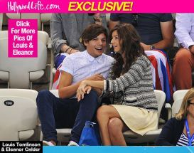 Louis Tomlinson Eleanor Calder Reuniting