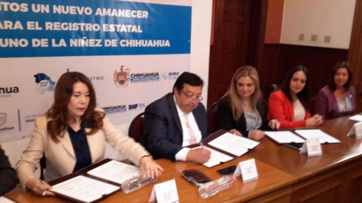 Firman convenio IMM y Registro Civil para asesoramiento jurídico a mujeres Chihuahuenses | El Puntero