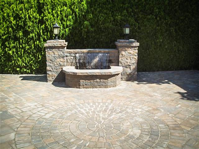 Add A Water Feature To Your Backyard To Create A Relaxing Atmosphere For  Your Backyard Patio
