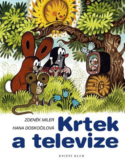 Kniha Krtek a televize   bux.cz