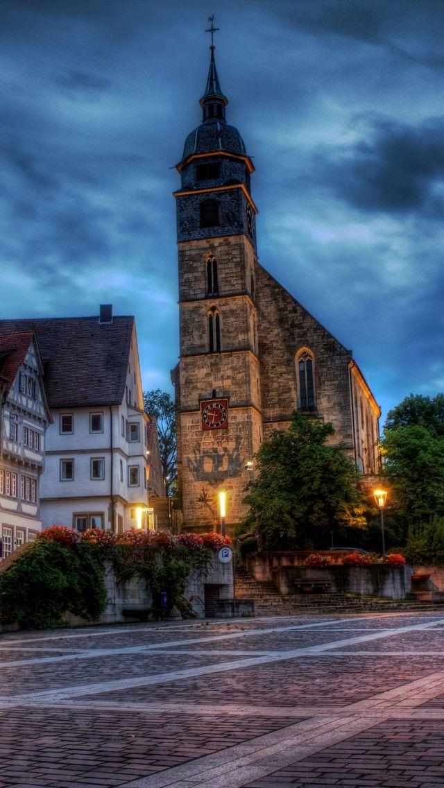 Böblingen, Baden-Württemberg, Germany
