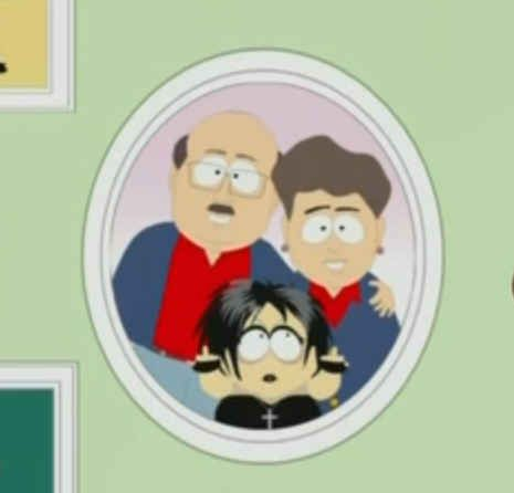 When they got that happy families are a total Disney fairytale. | 16 Times The South Park Goth Kids Saw Into Your Empty, Black Soul