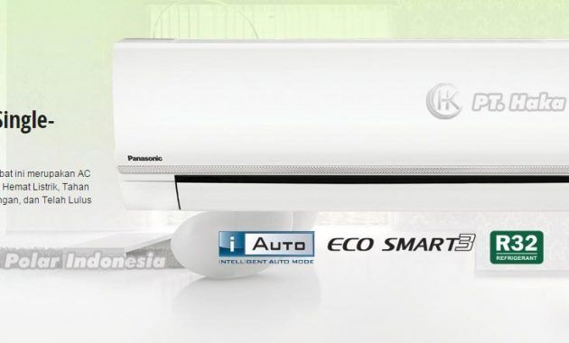 Harga AC Panasonic 1/2 Pk Low Watt April - Mei 2017