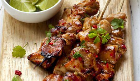 Chicken kebabs pnp
