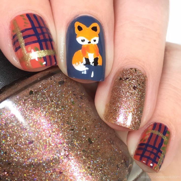 Best 25+ Fox nails ideas on Pinterest | Matte nail art ...