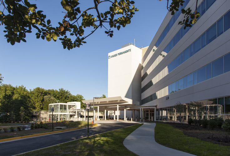 Kaiser Permanente is in Tysons Corner! Check out one of