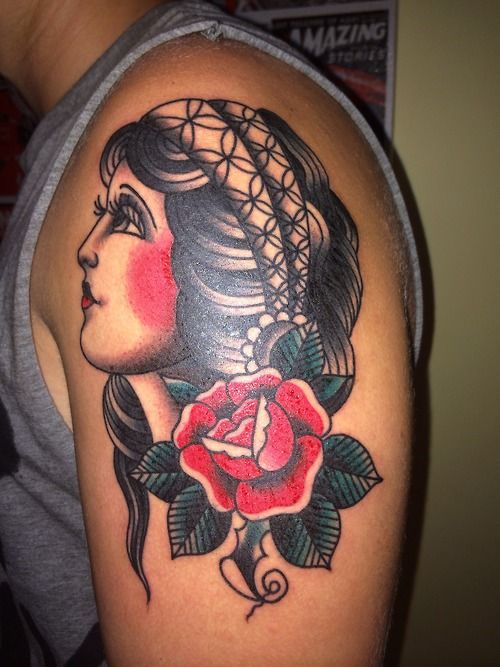 Tattoo by Ben Rorke, Westside Tattoo  Brisbane, Australia