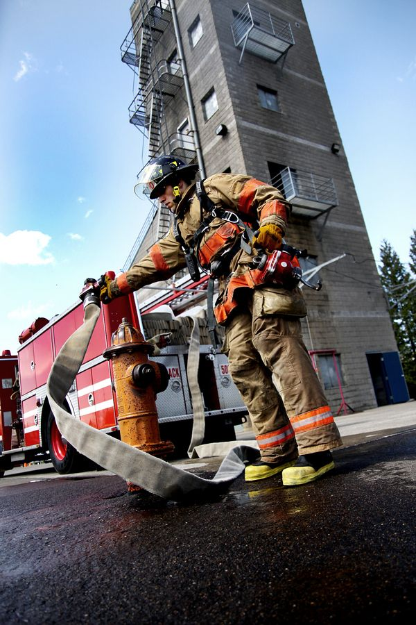 Firefighter training... shared by nyfirestore.com