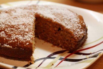 Mrkvová torta bez lepku