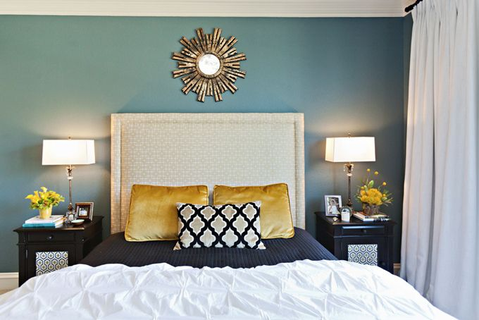 LOVE this color palette for the master bedroom.  All the pics on this blog are awesome.
