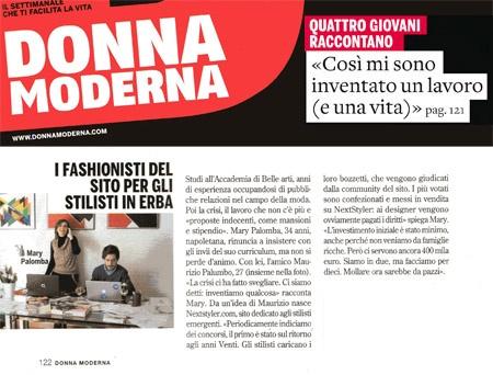 Donna Moderna | Let's meet NextStyler's team http://blog.maisonacademia.com/donna-moderna-lets-meet-nextstylers-team/