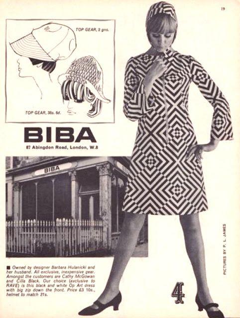 via SWEET JANE: The British Boutique Boom! 1965 (part one)
