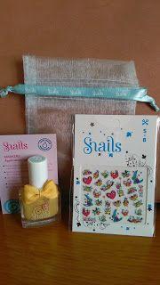 Crónicas de uma Leitora: Passatempo   4.º aniversário   Nails para Criança