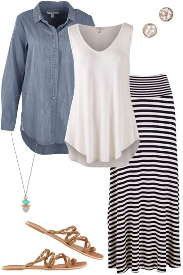 Easy Like Sunday Morning Outfit includes bird keepers, Just Because, and Rare Rabbit at Birdsnest Online