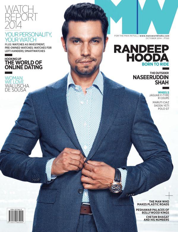 Randeep Hooda covers Man's World | PINKVILLA