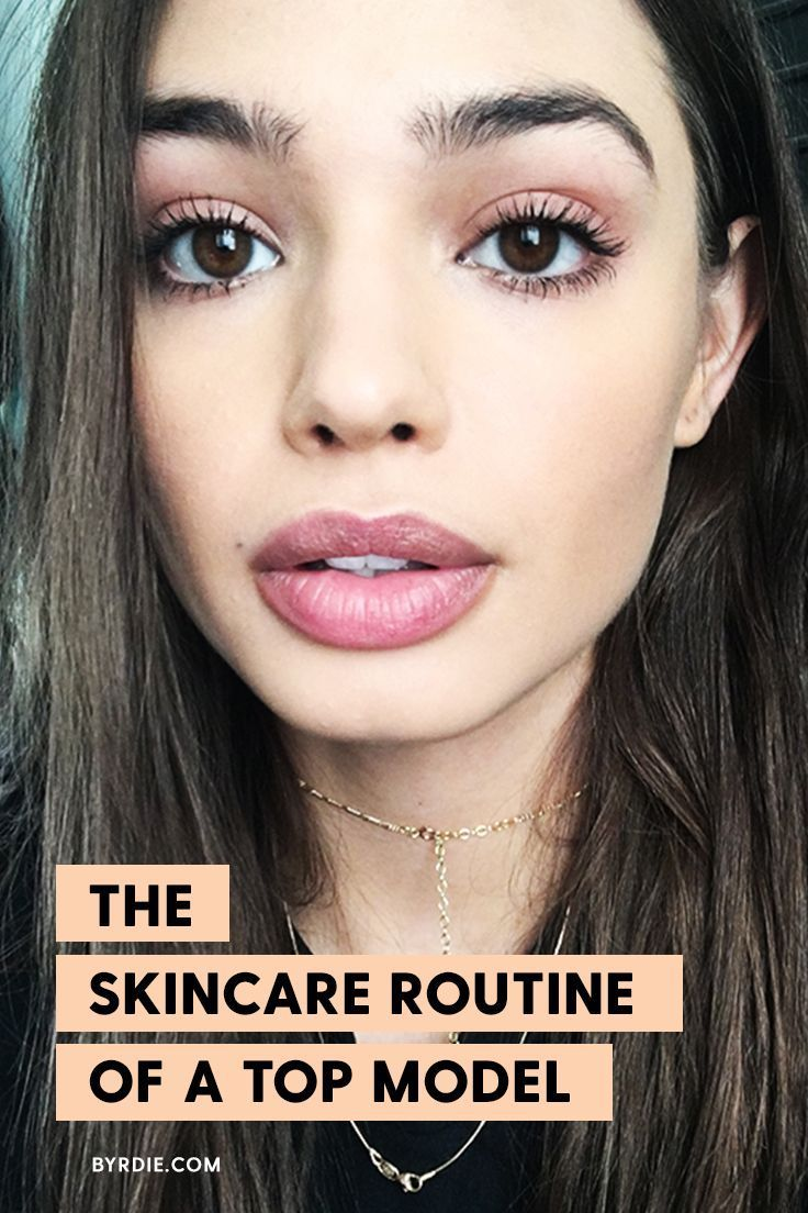 How to take care of your skin like a model #FaceCare30S #BeautyProductsThatReallyWork