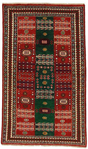 Gabbeh - Qashqai Tappeto Persiano 190x114