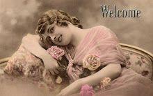 Vintage Rose Album: Aniołek