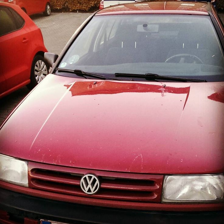 The last photo of our old #car Sold it today when we got our new car!
