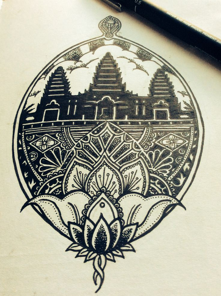 79 best khmer tattoos images on pinterest tattoo ideas angkor wat and cambodian tattoo. Black Bedroom Furniture Sets. Home Design Ideas
