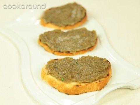 Mousse fredda di melanzane: Ricette Turchia | Cookaround