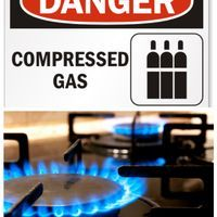 Using Liquid Petroleum (LP) gas in the home is a popular choice as it serves a great purpose during power outages and helps cut down one's monthly electricity bill.  When used properly, gas can be used as an alternative to electricity for everyday needs like cooking.  Other than the gas supplied via municipal gas lines, LP gas is the most convenient form of gas one can use in the home. When used properly, it can be used as an alternative to electricity for everyday needs like cooking.