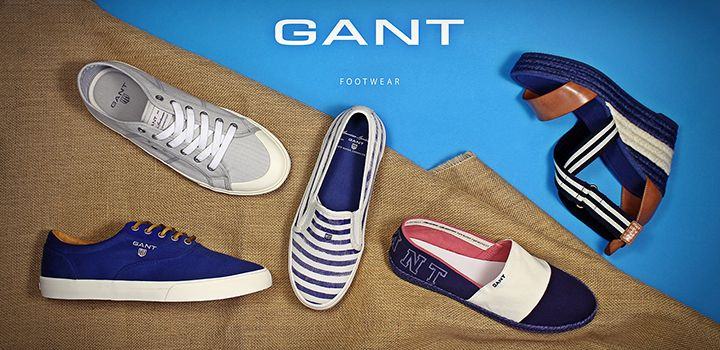 Gant for summer! http://www.officeshoes.hu/cipok-gant/1430708/24/order_asc #gant #summer #shoes #officeshoes
