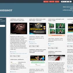 freespins, kasino bonuser,  Joker Casino | Visual.ly
