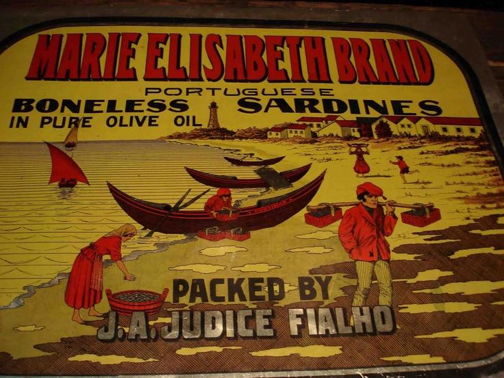 Marie Elisabeth brand once made by Júdice Fialho.