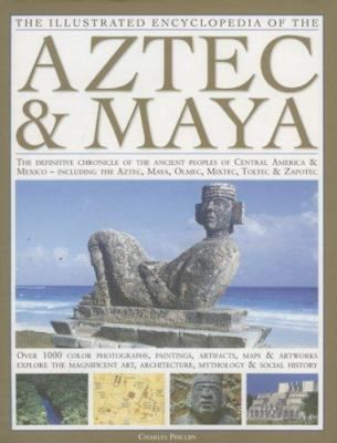 This definitive reference offers enthralling insights into the art and architecture, myths and legends, and everyday life of the people of Mexico and Central America.
