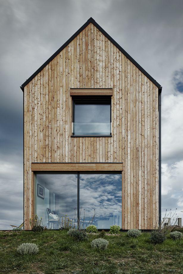 The House for Markétka   The Mjölk architekti; Photo: BoysPlayNice   Archinect