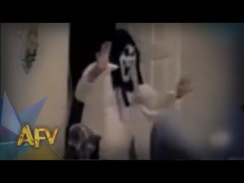 ★ 100 scared people part 1 - Scary AFV Video Clips #26 - Part 577 | Compilation