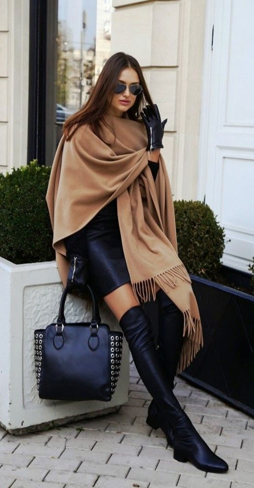 thigh-high classic boots