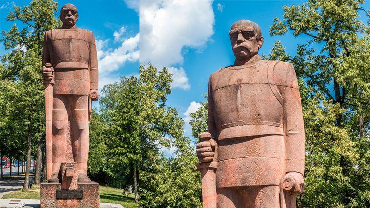 1883: Sozialversicherungen von Otto von Bismarck